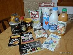 Appunti sul Blog: Menù mediterranei e asiatici con degustabox