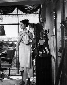 Audrey Hepburn in Roman Holiday, 1953