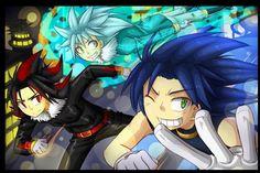Sonic/Shadow/Silver