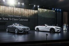 Mercedes Surpassed BMW and AUDI in Sales