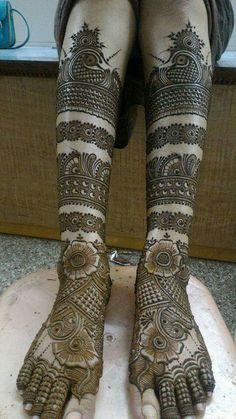 Dulhan Mehndi Designs, Mehandi Designs, Mehndi Designs Finger, Wedding Henna Designs, Indian Henna Designs, Mehndi Designs Feet, Latest Bridal Mehndi Designs, Legs Mehndi Design, Full Hand Mehndi Designs
