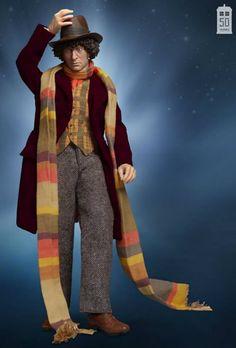 62ddba626a2cc Fourth Doctor Anniversary Limited Edition Figure. Tess Wheaton