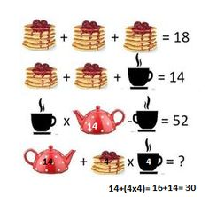 Math Puzzles Brain Teasers, Math Logic Puzzles, Reto Mental, Riddles, Twitter, Humor, Games, Movies, Memory Games