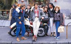My Magazine, 80s Fashion, Menswear, Punk, Italy, Street Style, Casual, How To Wear, Clothes