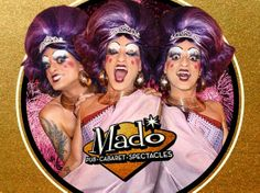 Cabaret Mado #Montreal #Gay #Village #Dragqueen #Bar Cabaret, Cool Bars, Nightlife, Gay, Wonder Woman, Superhero, Fictional Characters, Women, Fantasy Characters