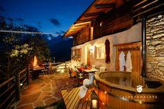 Uriges Komfort Chalet in Schenna - Hüttenurlaub in Schenna mieten - Alpen Chalets & Resorts