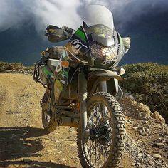 Kawasaki KLR650 Adventure …