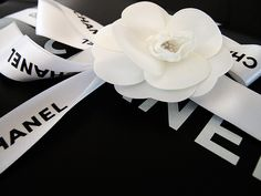 Chanel Flower Package