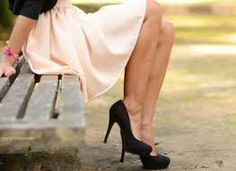 Black high heels, the best