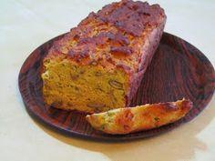 A B C vos IG: Pain-cake aux graines sans gluten version PL (IG bas)
