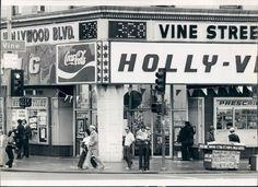 1952 Hollywood and Vine
