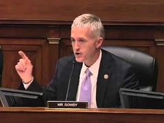 Gowdy questions EPA about Employee who Defrauded $800,000 from Taxpayers