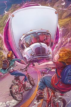 Magic Delivery on Behance