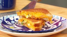 Buffalo Wing Grilled Cheese