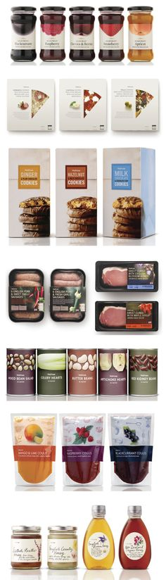 Waitrose UK - Turner Duckworth. Awesome #privatelabel #packaging system PD