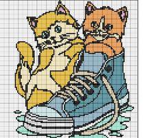 Cat in shoe Graphgan