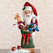 Toyshop Santa Nutcracker