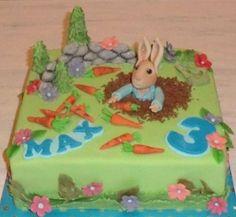 Verjaardagstaart 3e verjaardag Birthday cake 3th birthday