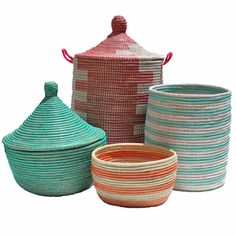 senegalese baskets
