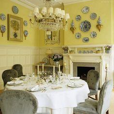 London dining room