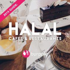 Halal Cafes & Restaurants Singapore