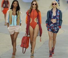 Live: The NYFW Tommy Hilfiger SS15 show - Lifestyle NWS
