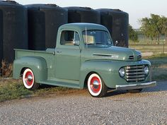 1948 Ford F-1 - Ex-Blue Hair Blue Oval - Classic Trucks - Hot Rod Network
