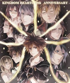Kingdom Hearts 10th Anniversary