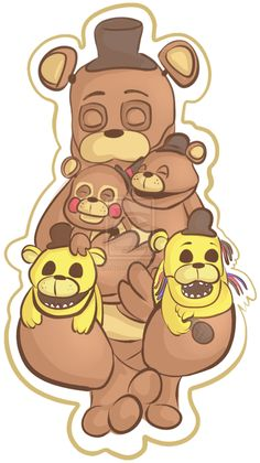 Eli on pinterest five nights at freddy s minecraft and kittens