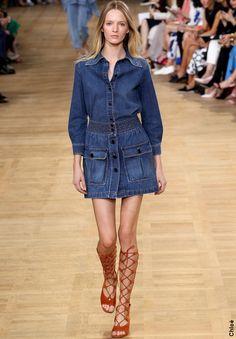 Les 44 commandements fashion du printemps 2015 - Tendances de Mode