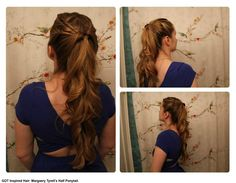 Game of Thrones inspired hair - Margaery Tyrell