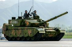 China Type 99 MBT (ZTZ99A2) | Thai Military and Asian Region