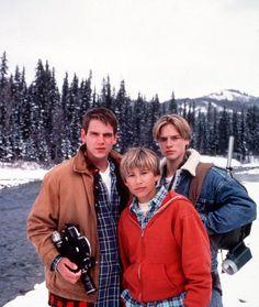 Wild America. Favorite movie and my childhood crushes!