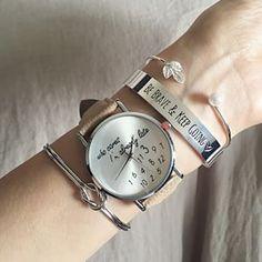 Moda en relojes para mujer 2019