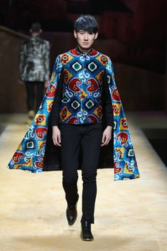 mens_fashion - Male Fashion Trends CC IKATS by Yingfen Cheng SpringSummer 2017 MercedesBenz Fashion Week China FashionTrendsCasual Spring Fashion Trends, Suit Fashion, Fashion Week, Fashion 2017, Love Fashion, Fashion Design, Fashion Blogs, China Fashion, Summer Trends
