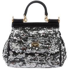 DOLCE & GABBANA shoulder bag ($800) ❤ liked on Polyvore