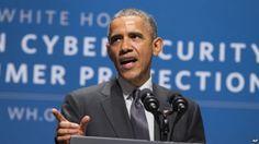 El presidente Barack Obama firmó una orden ejecutiva para facilitar el combate contra las amenazas cibernéticas.