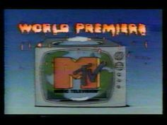 1986 Tears for Fears MTV World Premiere Mothers Talk Video Mtv, Tears For Fears, Big Chair, Mothers, Songs, World, The World, Earth, Music