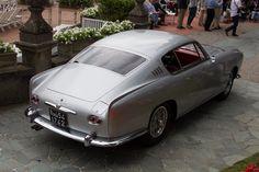 Alfa Romeo 1900C SS Ghia Coupe - Chassis: 1900C 01742 - Entrant: Bob White - 2015 Concorso d'Eleganza Villa d'Este