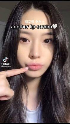 Asian Makeup Looks, Asian Eye Makeup, Asian Makeup Videos, Asian Makeup Tutorials, Korean Makeup, Skin Makeup, Makeup Art, Makeup Looks Tutorial, Ulzzang Makeup Tutorial