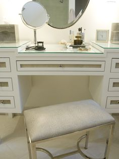 Vanity Table In Closet   Google Search | Bath Remodel | Pinterest | Vanity  Tables, Vanities And Dressing Tables