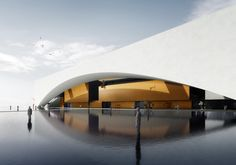 BIAD's Proposal for Shekou Sea World Culture and Arts Center,Courtesy of 2A2 Design Department, BIAD