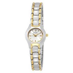Bulova Women's 98T84 Bracelet Watch