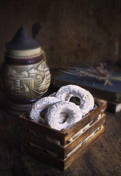 Receta 987: Rosquillas de Limón » 1080 Fotos de cocina