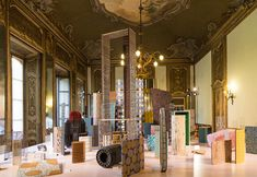 Atelier Clerici is back: the beating heart of high design research features TV studios and stalls