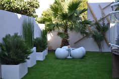 This landscaped achievement located in the arrondissement of Marseille .