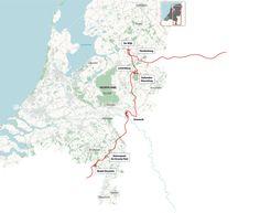 De zwerftocht van Naya de wolf: een reisdagboek - NRC