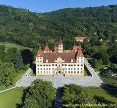 Eggenberg (Schloss Eggenberg), Graz, Austria - www.castlesandmanorhouses.com