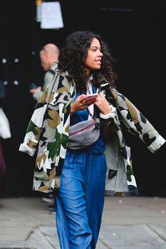 10 Looks Con Chaquetas Camo Para Esta Primavera | Cut & Paste – Blog de Moda