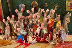 MousesHouses: family reunion